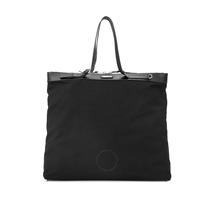Saint Laurent Men's ID Shoping Bag in Black Canvas 504873GUS2E1000