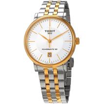 Tissot Carson Automatic Silver Dial Men's Watch T122.407.22.031.00