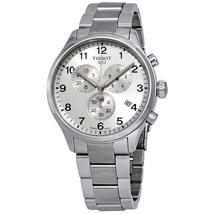Tissot Chrono XL Classic Silver Dial Men's Watch T116.617.11.037.00