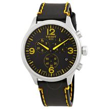 Tissot Classic Tour De France Chronograph Black Dial Men's Watch T116.617.16.057.01