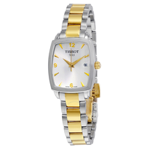 Tissot Everytime Silver Dial Two-tone Watch T0579102203700 T057.910.22.037.00