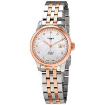 Tissot Le Locle Automatic Diamond Ladies Watch T006.207.22.116.00
