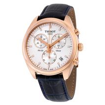 Tissot PR100 Chronograph Silver Dial Men's Watch T1014173603100 T101.417.36.031.00