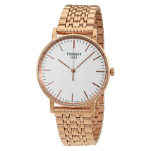 Tissot T-Classic Everytime Silver Dial Men's Watch T109.410.33.031.00