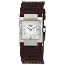 Tissot T02 Mother of Pearl Dial Ladies Watch T090.310.16.111.00