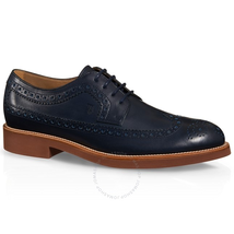 Tod's Men's Dark Blue Lace-Up Shoes XXM0OX00C11D909998