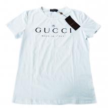 Áo thun nam Gucci Men's T-Shirt - màu trắng size XL
