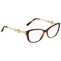 Chopard Ladies Tortoise Butterfly Eyeglass Frames VCH224S 752 54