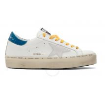 Golden Goose Deluxe Brand Men's Multicolor Hi Star Sneakers G36MS945.O7