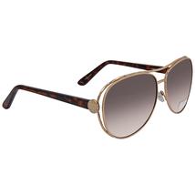 Guess Guess Aviator Ladies Sunglasses GF607232F58 GF607232F58