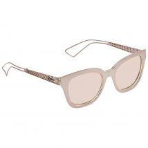 Dior Dior Diorama Grey Rose Gold Cat Eye Ladies Sunglasses DIORAMA1 0TGW 52 DIORAMA1 0TGW 52