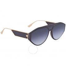 Dior Gray Gradient Pilot Ladies Sunglasses DIORCLAN18071I61
