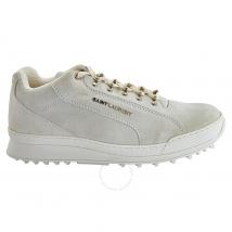 Saint Laurent Men's Saint Laurent Men's Low Jump Nubuck Sneaker 534779 0S000 9016