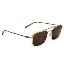 Salvatore Ferragamo Brown Square Men's Sunglasses SF500S 719 54