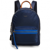 Tory Burch Perry Nylon Backpack in Royal Navy 58400-403