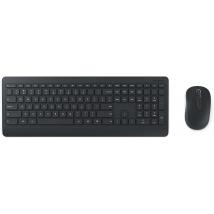 Bộ bàn phím và chuột Microsoft Wireless Desktop 900 (PT3-00001), Black