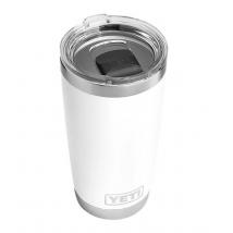 Ly Yeti 20oz kèm nắp magslider – màu White (trắng)