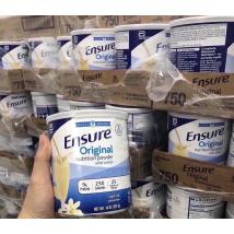 Lốc 6 lon Sữa Ensure ORIGINAL Mỹ -397g mẫu mới Vanilla - Date mới 2022