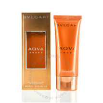 Bvlgari Aqua Amara by  After Shave Balm 3.4 oz (100 ml) (m) 783320912535