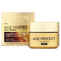 L'Oreal L'Oreal Age Perfect Cell Renewal Night Cream 1.7 oz (50 ml) 3600522323303