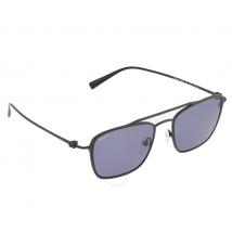 Salvatore Ferragamo Salvatore Ferragamo Blue Square Men's Sunglasses SF500S 009 54 SF500S 009 54