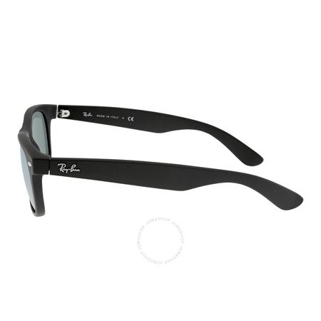 Ray Ban New Wayfarer Flash Silver Flash Sunglasses RB2132 622/30 55-18