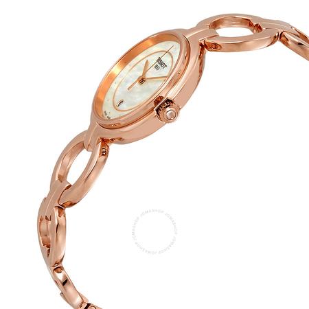 Tissot Flamingo Diamond Mother of Pearl Dial Ladies Watch T094.210.33.116.01
