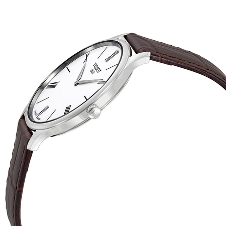 Tissot Tradition Thin White Dial Men's Watch T0634091601800