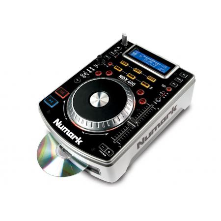 Thanh lý Máy DJ Numark NDX400 Tabletop Scratch MP3/CD Player With USB