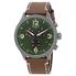 Tissot T-Sport Chronograph XL Olive Green Dial Men's Watch T116.617.36.097.00