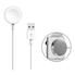 Dây sạc Apple Watch 2M Magnetic Charging Cable, White
