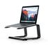 Griffin Elevator Desktop Stand for Laptops, Black - Elegant desktop stand for laptops