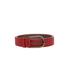 Bottega Veneta Ladies Belt Red 30Mm Intr Gd Buck Size 80 Cm 451863 VO0A7 6411