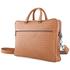 Bottega Veneta Bottega Veneta Men's Intrecciato Weave Leather Briefcase 516110 V4651 2628