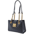 Gucci Gucci Ladies GG Embossed Leather Bag 498156 0REAG 1000