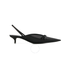 Balenciaga Knife Satin Sling Back Heels 548173 W0WM0 1000