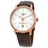 Tissot Carson Premium Powermatic 80 Automatic White Dial Men's Watch T122.407.36.031.00