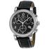 Tissot Dressport Chronograph Black Leather Ladies Watch T0502171605201 T050.217.16.052.01