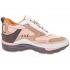 Suecomma Bonnie Ladies Sneaker Beige, Pink Sneaker Color Block DG4DX18012MIN BEIGE